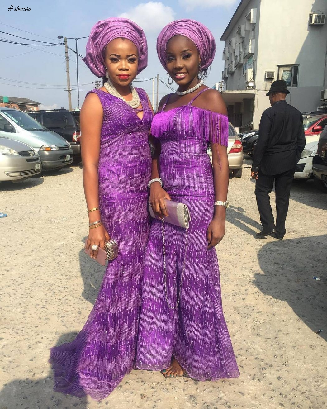 CARPET WORTHY ASO EBI STYLES