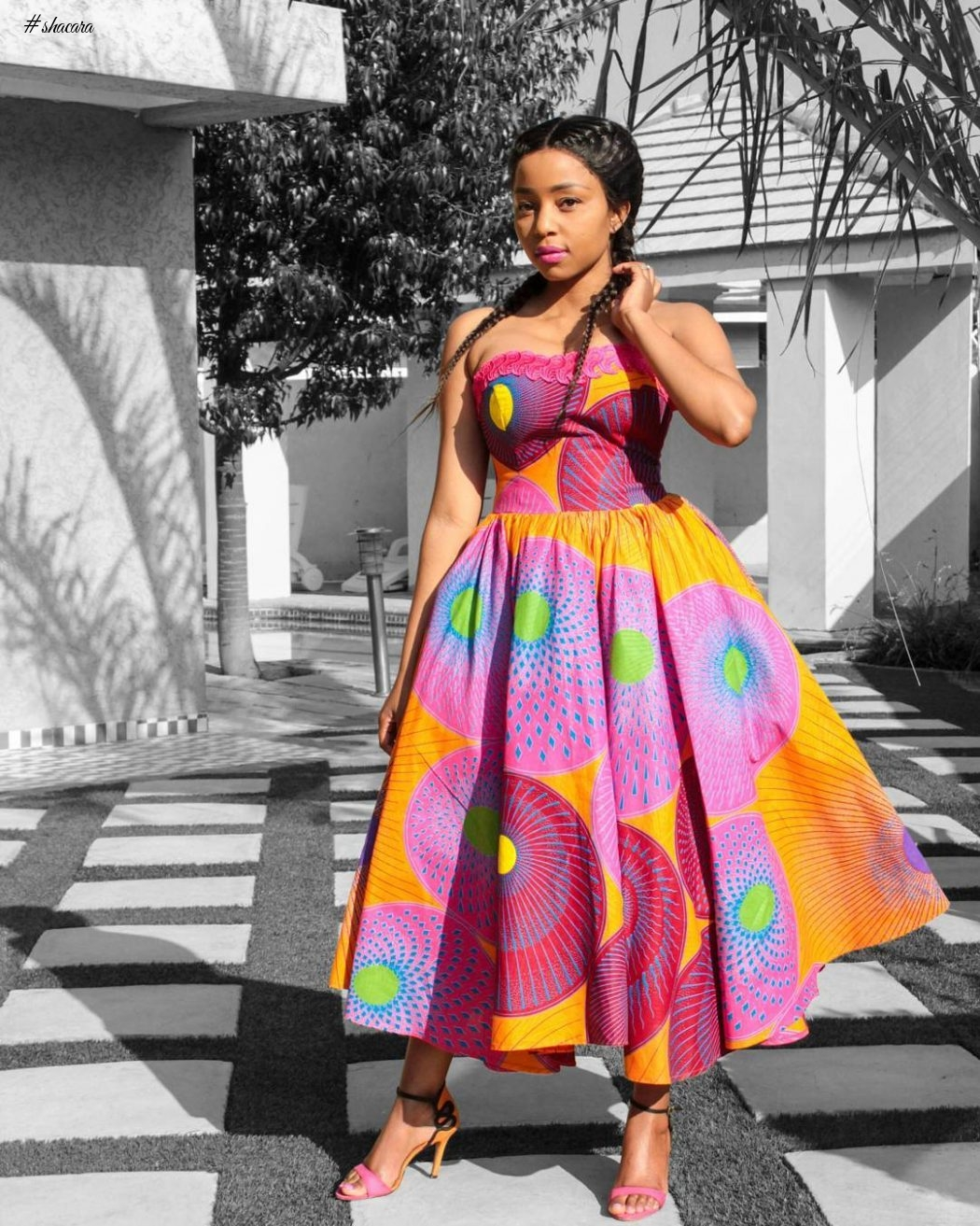 It S A Good Time To Be In The Plus Size Market: PLUS-SIZE ANKARA CASUAL STYLES