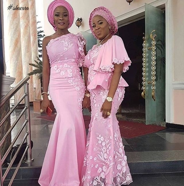 CHECK OUT THESE BEAUTIFUL ASOEBI STYLES FOR YOUR OWAMBE