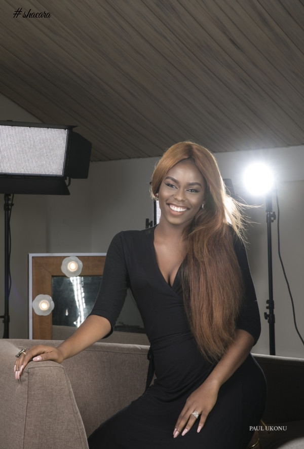 Actress Lydia Lawrence-Nze Takes On Nollywood! Releases Birthday Photos