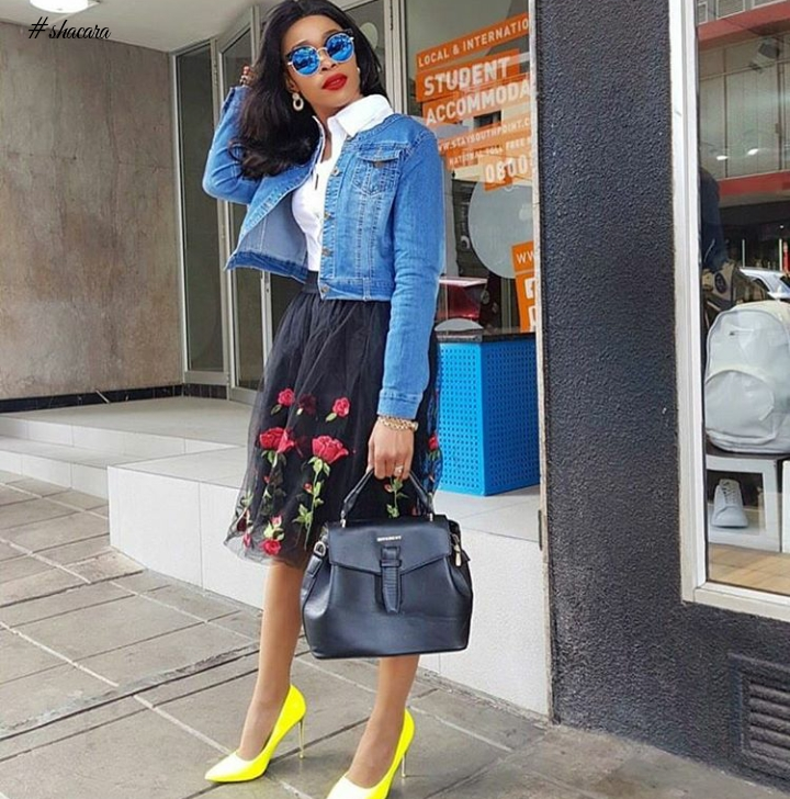 Stylish And Colourful Outfit Inspirations For A Gorgeous Church Style