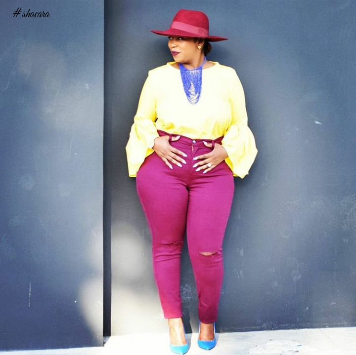6e0de2ce3f6 These Outfit Ideas Will Have The Plus Size Curvy Women Looking Fashionably  Hawt