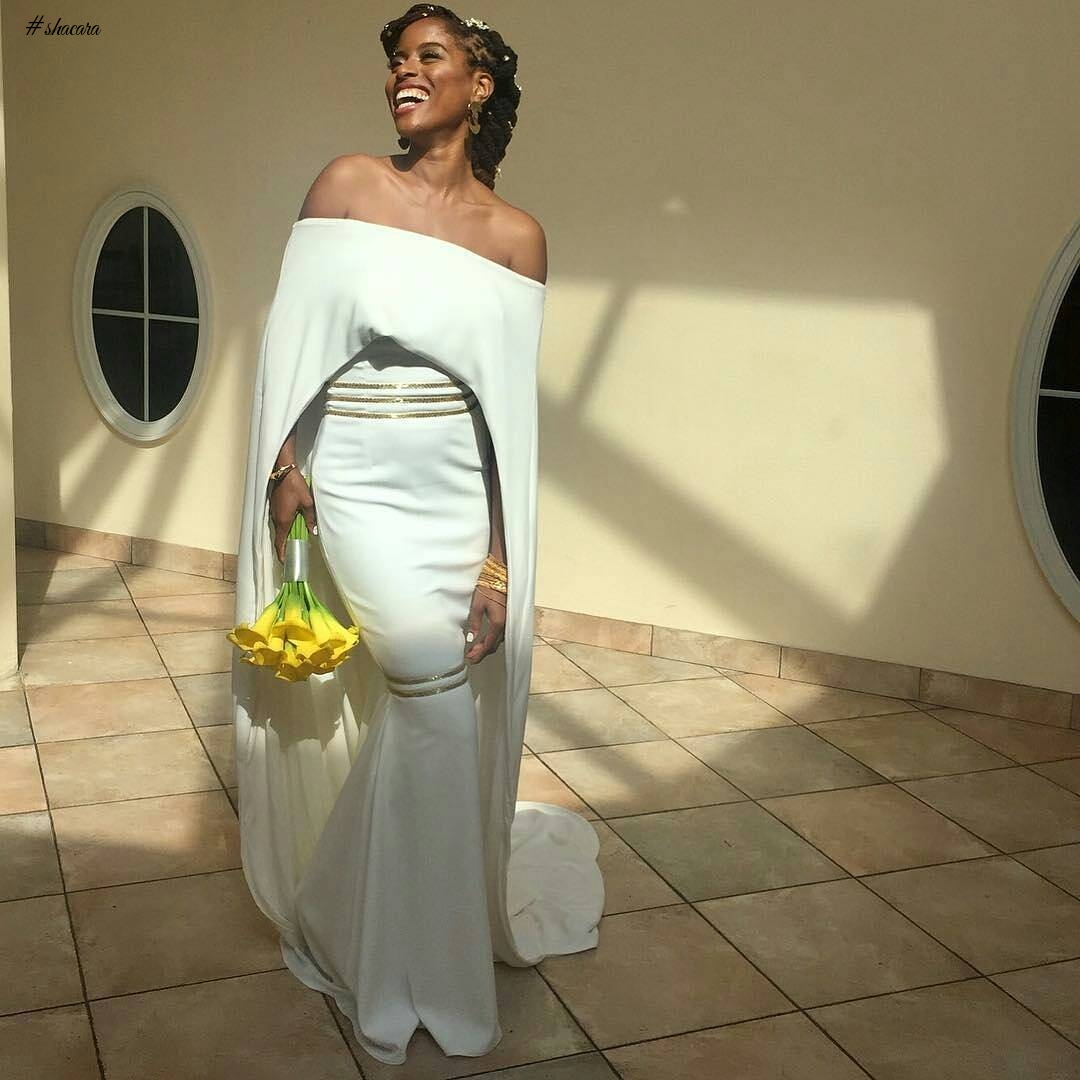 Check Out These Stunning Outfit Ideas For The Court Wedding
