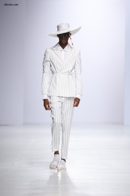 Hlfdw2017 Heineken Lagos Fashion Design Week 2017 Day 3 Tokyo James