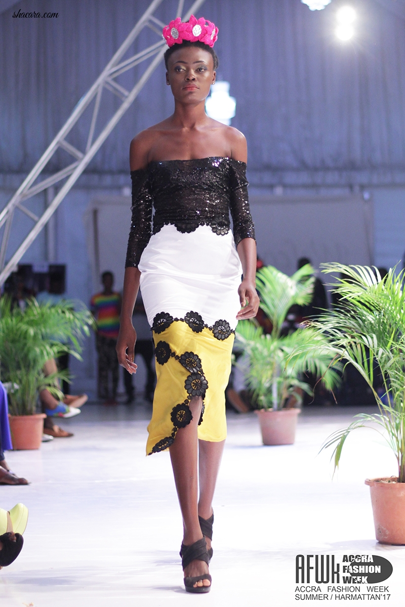 Top Ghanaian Fashion Designer Bri Wireduah Sets A New Trends With Her Accra Fashion Week S H17 Collection Adehye Nsroma