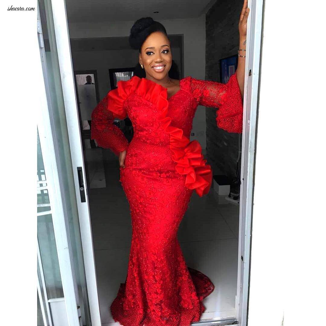 ASO EBI STYLES THAT GOT INSTAGRAM BUBBLE OVER THE WEEKEND