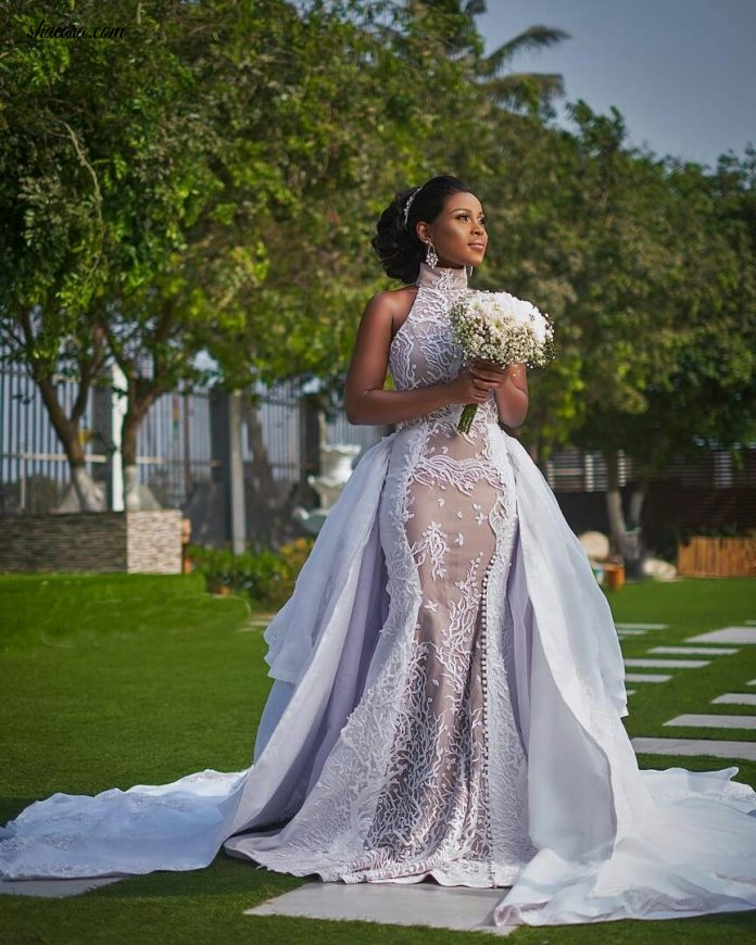Ghanaian Designer Sima Brew Releases 'DREAM' bridal collection
