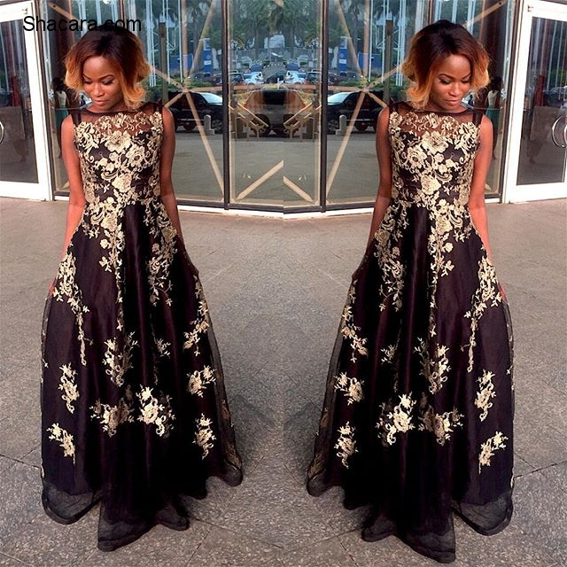 Sweet Anaka and Aso Ebi Collections