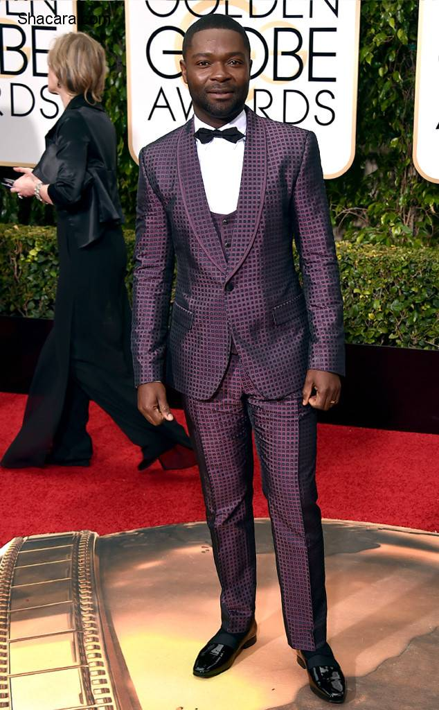 Red Carpet Photos From The 73rd Golden Globes Awards Men Style