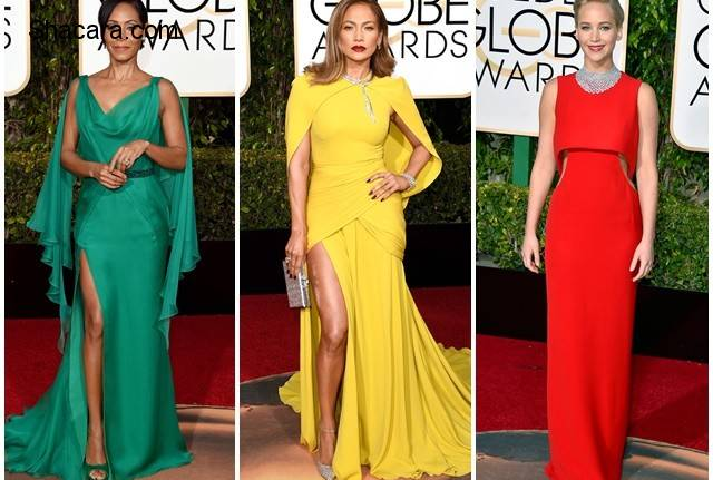 Red Carpet Photos From The 73rd Golden Globes Awards Part 3