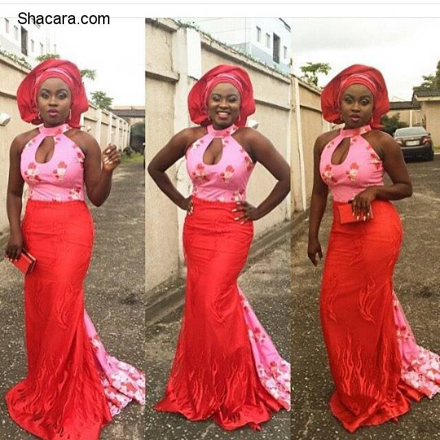 ASO-EBI STYLE TREND FROM WEDDINGS OVER THE WEEKEND