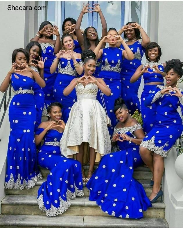 Bridal Train Fashion Trends