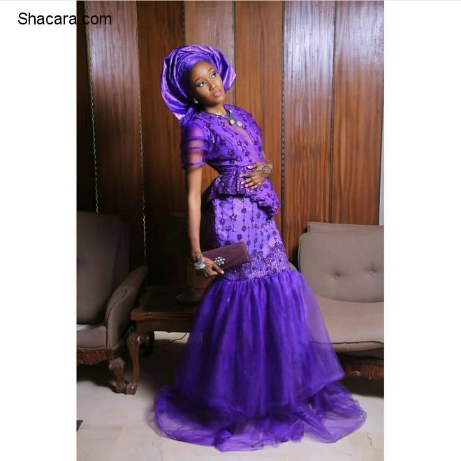 BREATHTAKING OUTFIT SLAYED BY NIGERIAN BRIDES FOR THEIR ENGAGEMENT AND INTRODUCTION CEREMONY