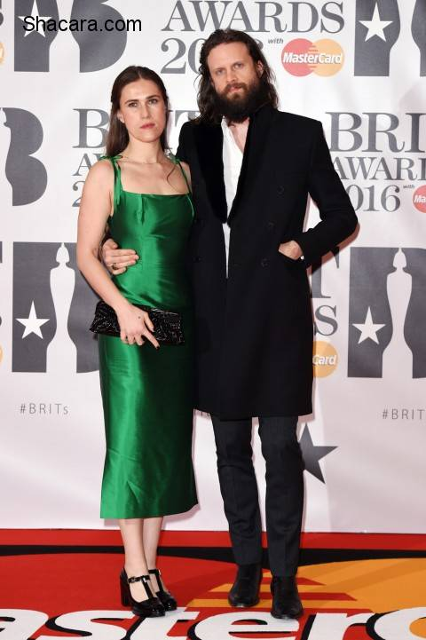 BRIT AWARDS 2016: SEE ALL THE PICS COUPLES FASHION