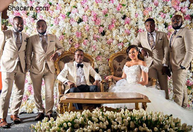 SEUN AND MAJULA WEDDING SHOOTS