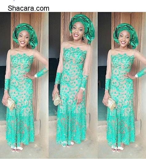 17 oh-so-amazing asoEbi styles that blew our minds last weekend