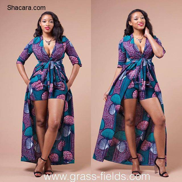 ANKARA STYLES GUARANTEE TO ADD FLAVOR TO YOUR WARDROBE