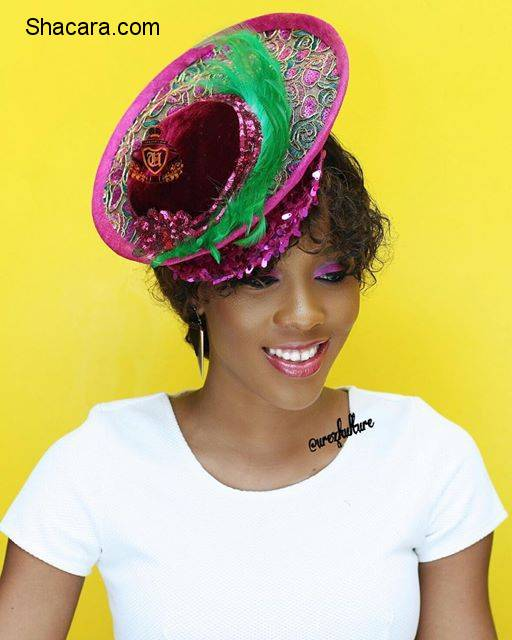 FASHION ALERT: FASCINATORS TO COMPLETE YOUR ASO EBI STYLE