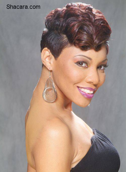 50 Most Captivating African American Short Hairstyles part 2