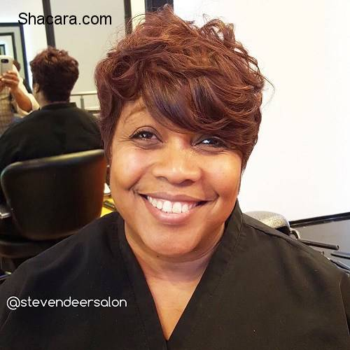50 MOST CAPTIVATING AFRICAN AMERICAN SHORT HAIRSTYLES PART 1