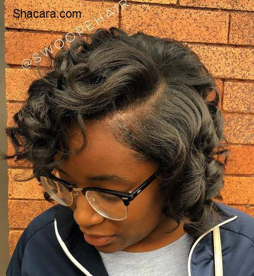 80 Showiest Bob Haircuts for Black Women part 1