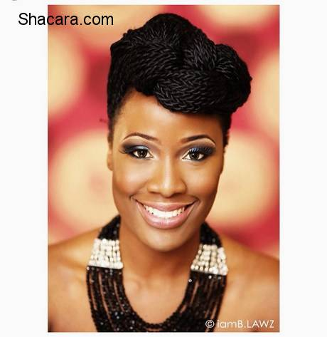 NIGERIAN HAIRSTYLES – SEE PHOTOS
