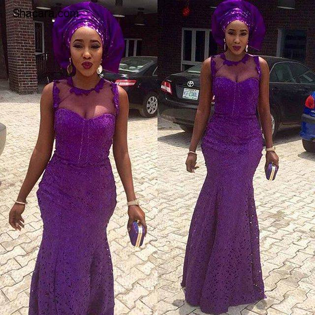 AMAZING ASO EBI STYLES FROM OVER THE WEEKEND