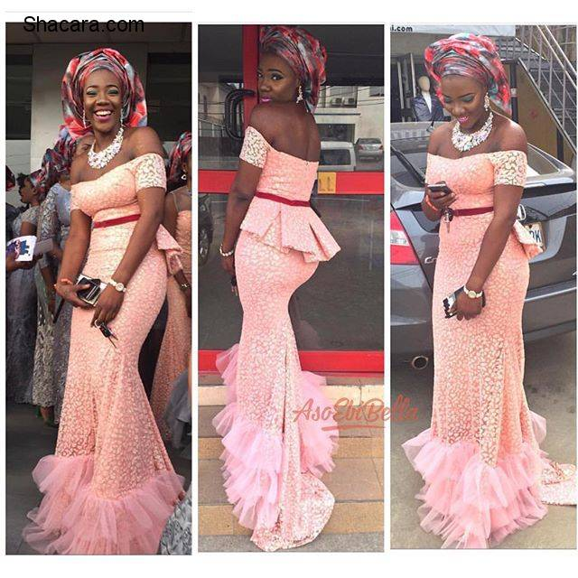 ASO EBI STYLES AS SLAYED BY OUR INSTAGRAM FANS