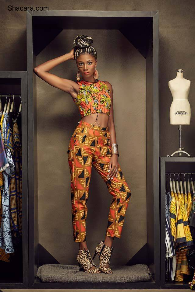 Now That's How to Wear Prints on Prints! Check out Iconola's Icon Campaign