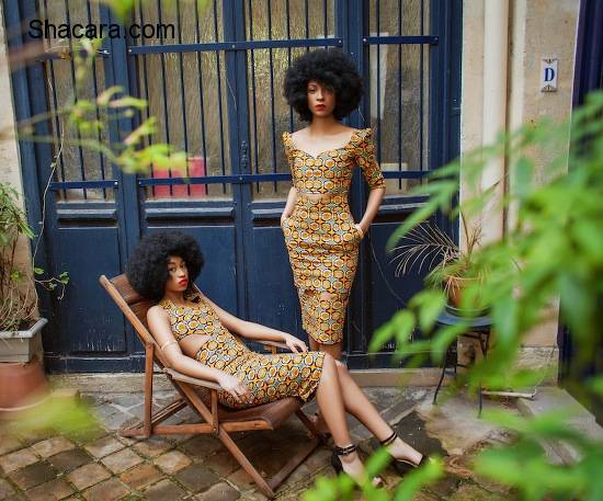 "Look Stylish in African Prints: Natacha Baco's ""The Muse Collection"""