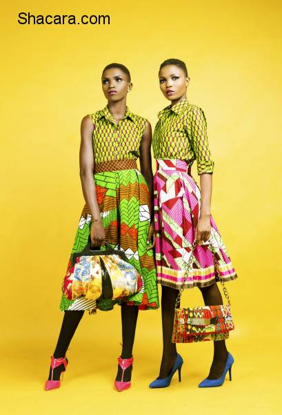 "This Week's Wow: Design for Love's ""Colours of Africa"" Collection"