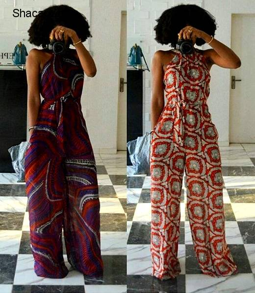10 Ankara / African Print Styles To Get You Though The Changing Seasons