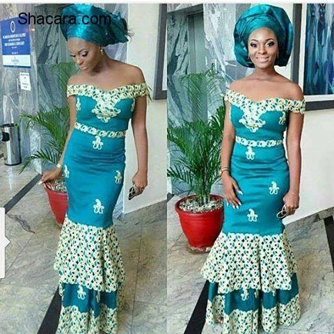ASO EBI STYLES THAT STOLE THE SHOW AT NIGERIAN PARTIES IN MARCH 2016.