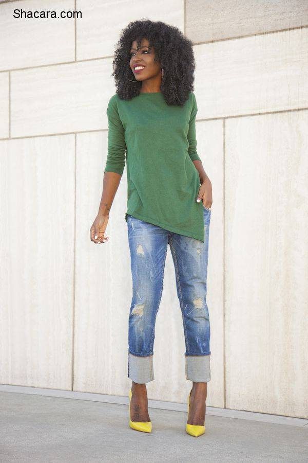 CASUAL LOOK BOOK INSPIRATION: AN OUTFIT A DAY