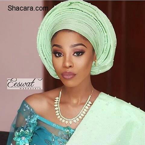 BRIDAL ASO OKE INSPIRATION FOR THE STUNNING BRIDES-TO-BE