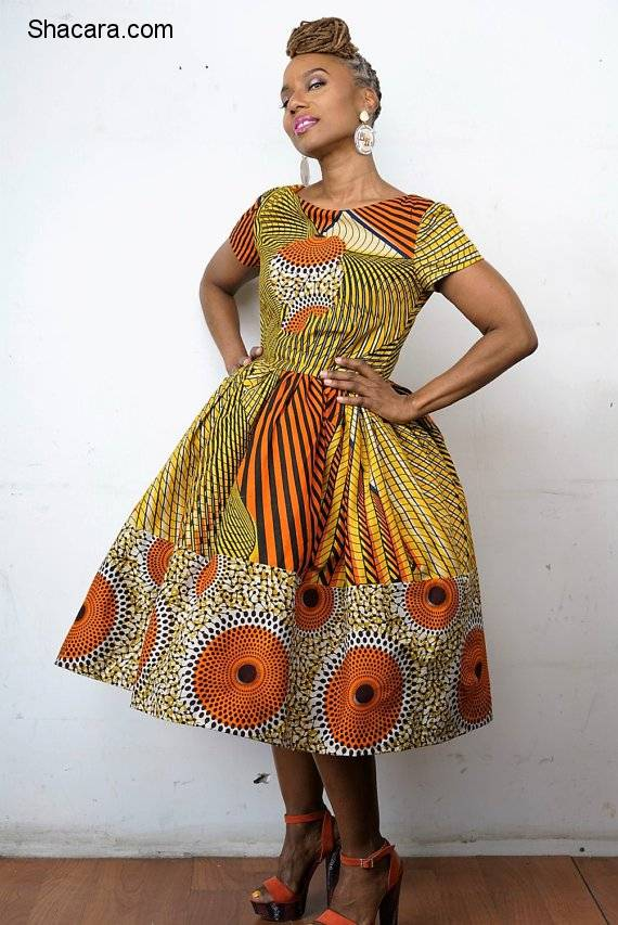ANKARA PRINTS LIKE YOU'VE NEVER SEEN BEFORE BY LILICREATIONS