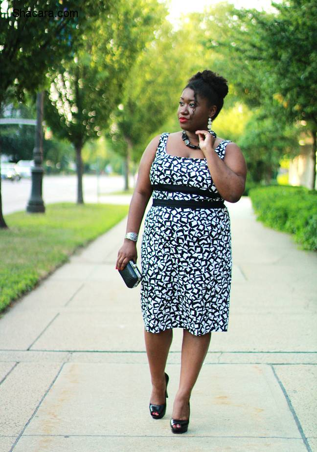 PLUS-SIZE: DRESS UP IN YOUR SUNDAY BEST!