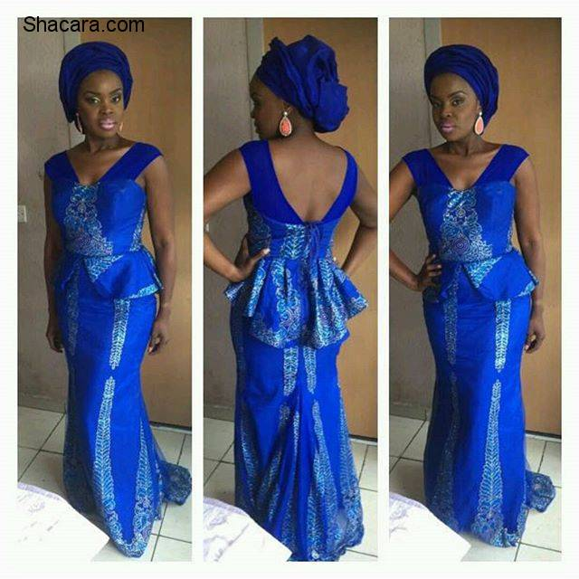 EFFORTLESSLY CHIC ASO EBI STYLES FROM OVER THE WEEKEND