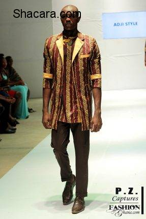 Team Onction, Adji Style, OK Fashion & Qhophi Akotuah @ Accra Mens Fashion Week 2016; Day 2 #AMFW