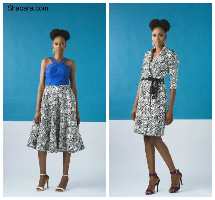 NIGERIAN WOMEN'S WEAR OSUARE RELEASES ITS SUMMER SPRING 2016 COLLECTION THEMED 'UNBROKEN'