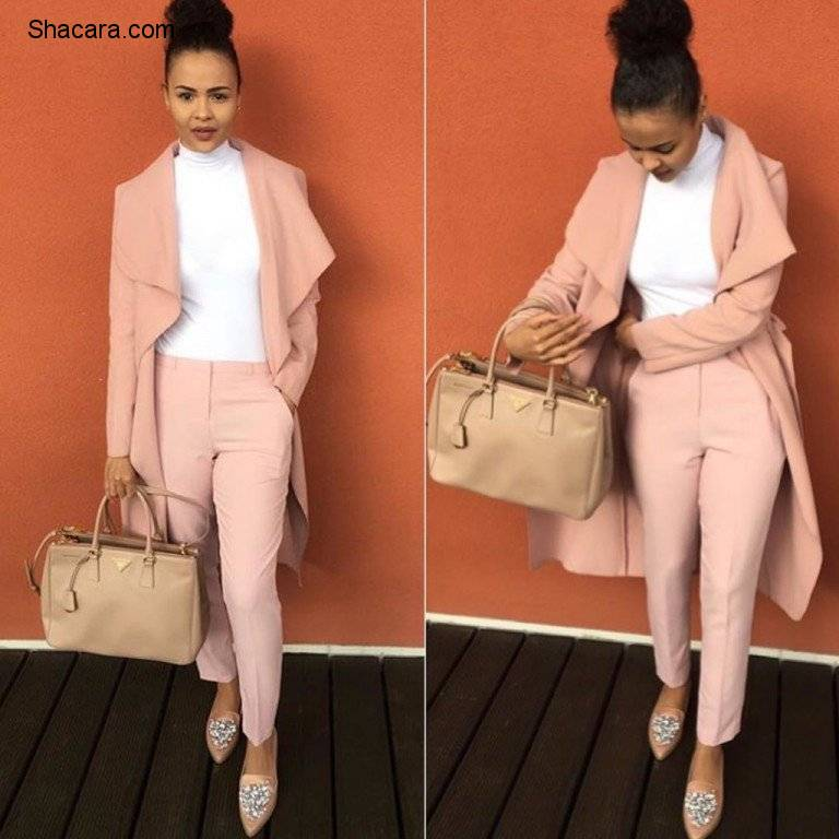 7 FLATTERING CORPORATE ATTIRES YOU CAN PULL OFF THIS WEEK