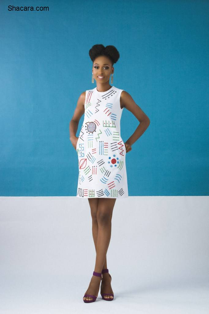 UNBOXING THE UNBROKEN COLLECTION! VIMBAI MUTINHIRI STARS IN OSUARE SS 2016 COLLECTION