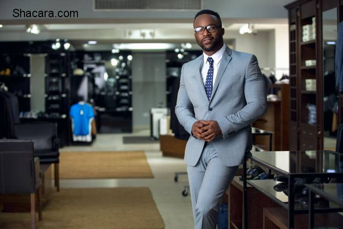 Iyanya's Has Some New Photos & They're Pretty Hot, See For Yourself!