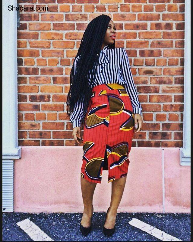 ANKARA PRINTS STYLES TO CRUSH ON THIS WEEK