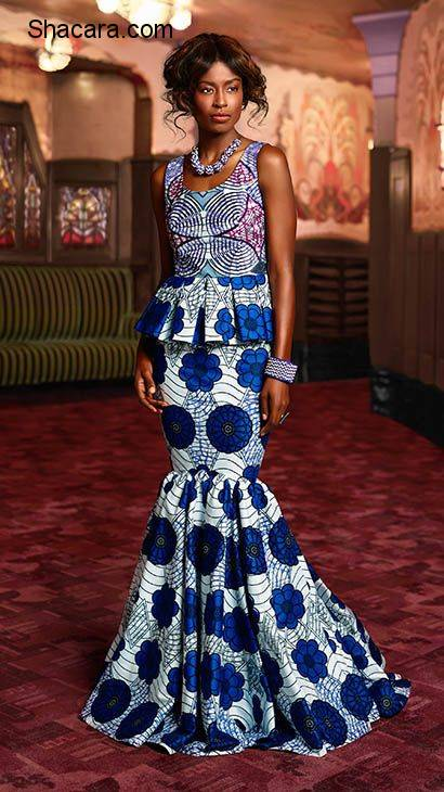 #THROWBACKTHURSDAY AFRICAN/LAGOSIANS IN TRENDING ANKARA STYLE