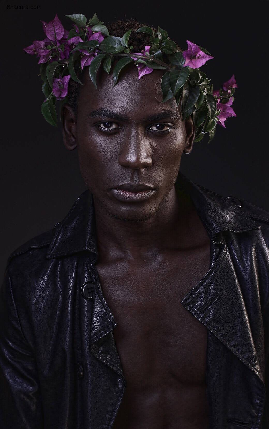 Hot Shots: The Day A Man Wore A Flower Crown; Shoot By William Nsai
