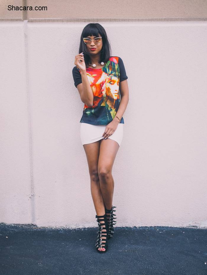 8 OUTFITS TO STEAL FROM STYLE AND FASHION BLOGGER, RIA MICHELLE