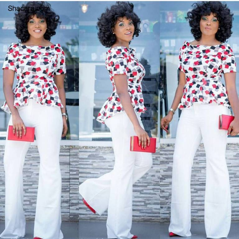 ANKARA STYLES PERFECT FOR A FASHIONABLE WEEKEND OUTING