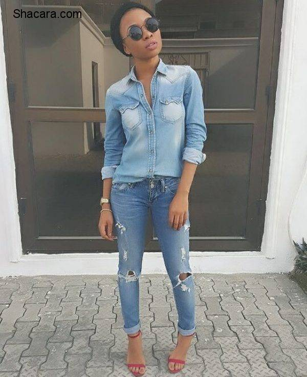 These Style Stars Rocking Denim On Denim Will Give You The Needed Inspiration