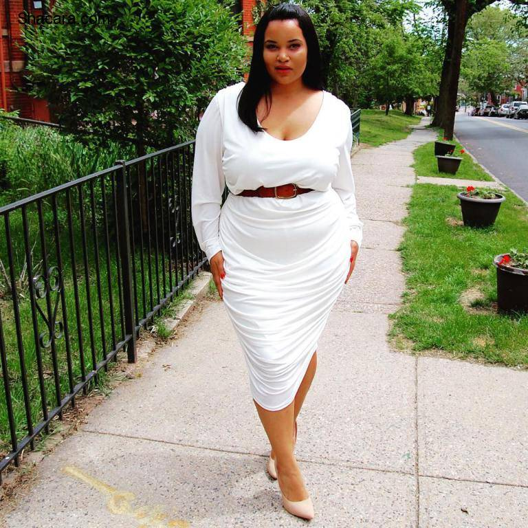 FASHION TIPS FOR THE FASHIONABLE PLUS SIZE WOMEN.